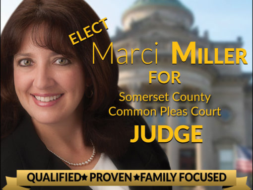 Marci Miller for Judge