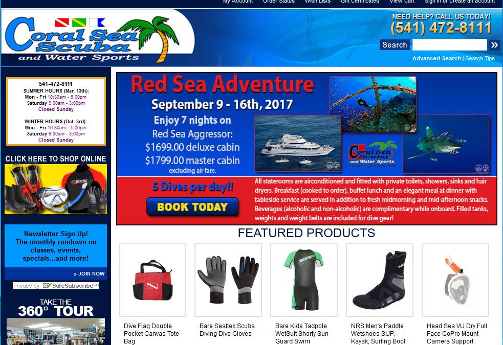 Coral Sea Scuba