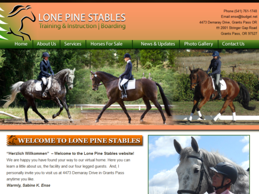 Lone Pine Stables