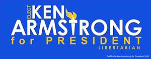 Ken Armstrong Logo